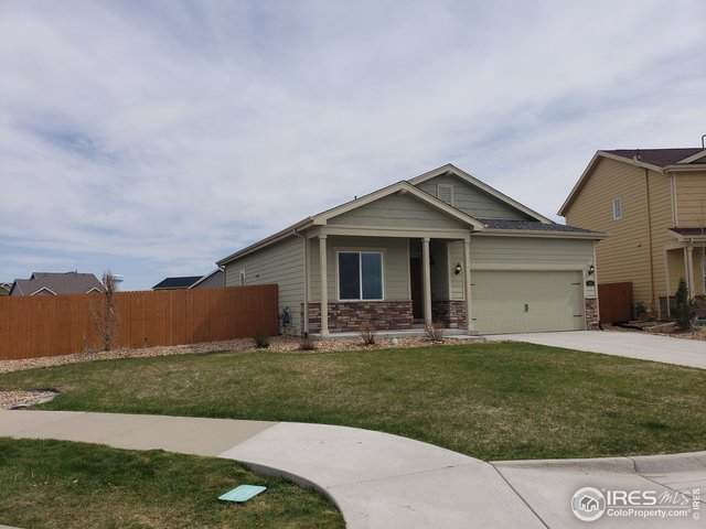 410 6th St, Dacono, CO 80514 (MLS #911788) :: Kittle Real Estate