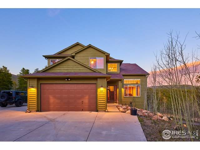 22 Spruce Way, Black Hawk, CO 80422 (#911795) :: Peak Properties Group