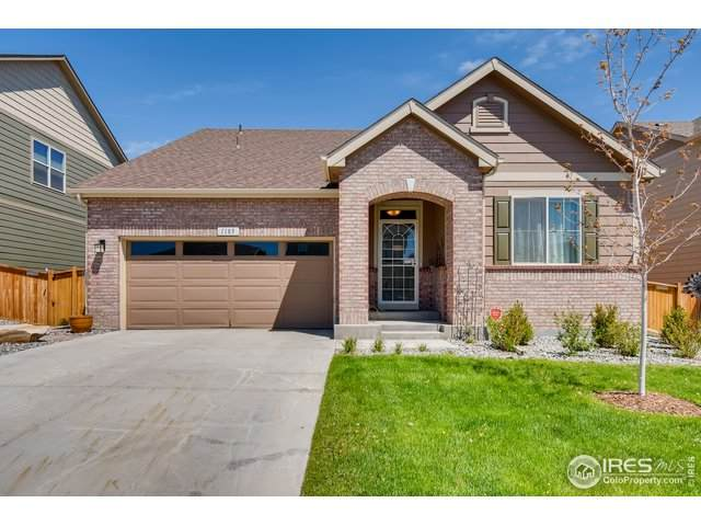 1185 W 170th Pl, Broomfield, CO 80023 (#911838) :: The Griffith Home Team