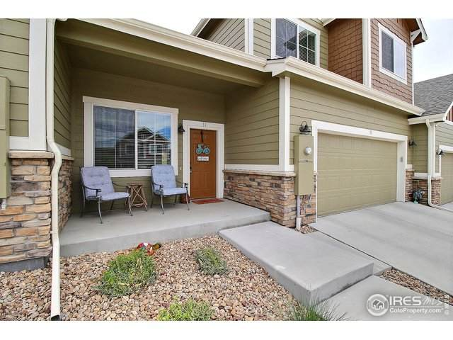 6024 W 1st St #11, Greeley, CO 80634 (MLS #911849) :: Bliss Realty Group