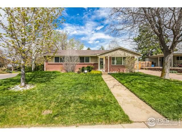1110 Fairfield Dr, Boulder, CO 80305 (MLS #911864) :: Kittle Real Estate