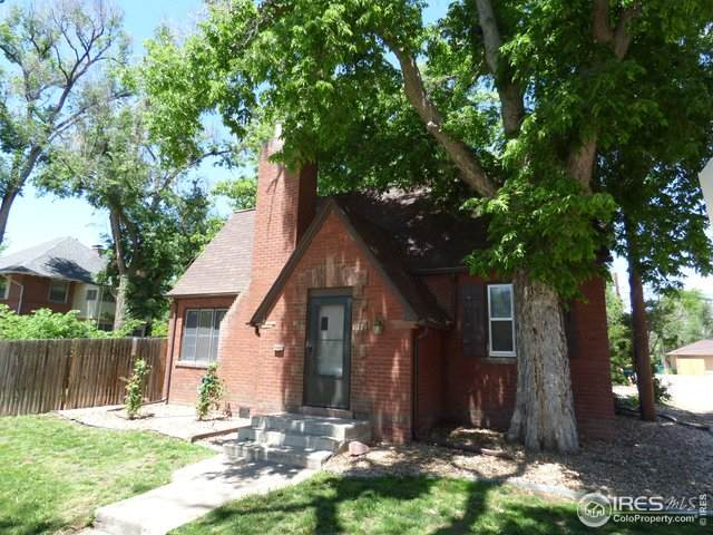 1117 18th St, Greeley, CO 80631 (MLS #911869) :: 8z Real Estate