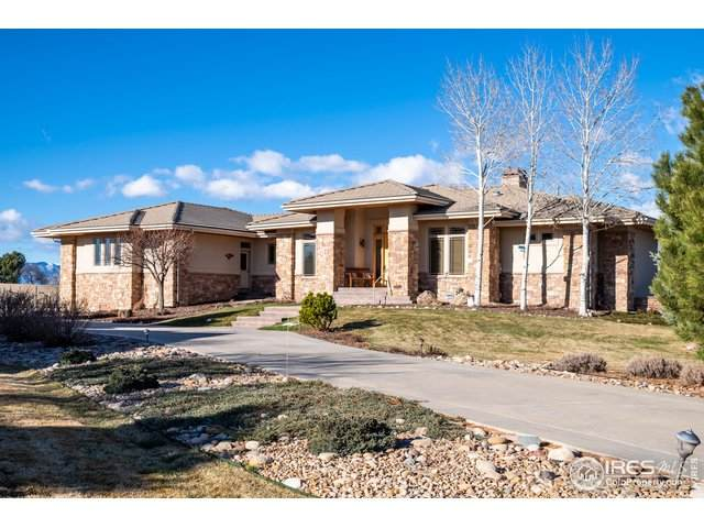 6690 Legend Ridge Trl, Niwot, CO 80503 (MLS #911884) :: Jenn Porter Group