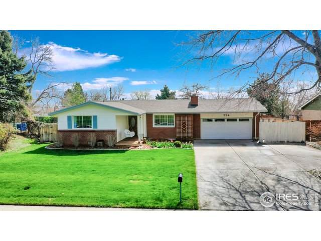 734 S Braun St, Lakewood, CO 80228 (MLS #911888) :: Jenn Porter Group