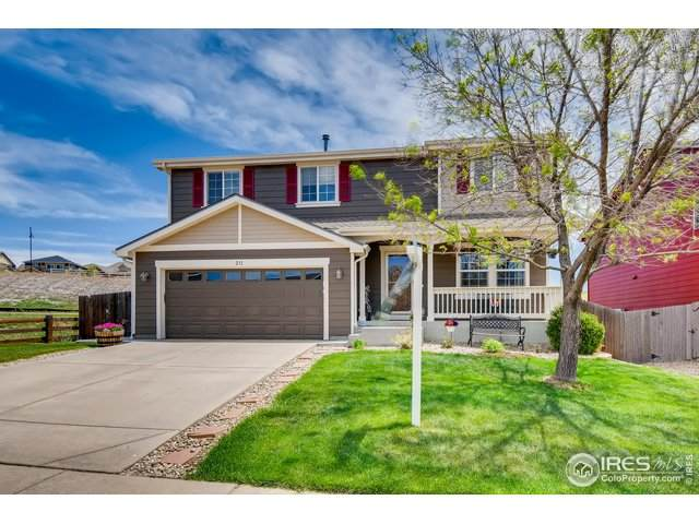211 Bonanza Dr, Erie, CO 80516 (#911893) :: The Peak Properties Group