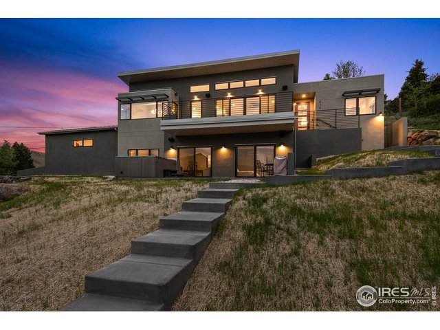 414 Sunshine Pkwy, Golden, CO 80403 (MLS #911902) :: 8z Real Estate