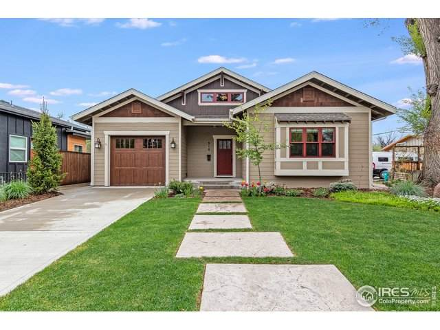 518 N Whitcomb St, Fort Collins, CO 80521 (MLS #911947) :: Tracy's Team