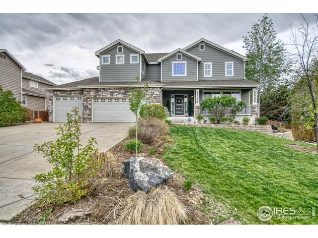 860 Quintana Ln, Erie, CO 80516 (MLS #911952) :: Downtown Real Estate Partners