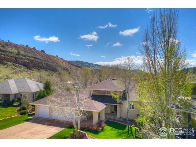 105 Eagle Canyon Cir, Lyons, CO 80540 (MLS #911963) :: Colorado Home Finder Realty