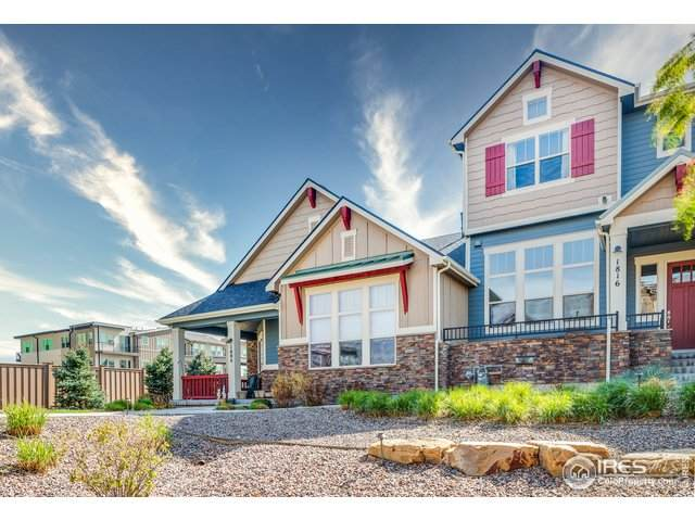 1804 Gallagher Ln, Louisville, CO 80027 (MLS #911968) :: Downtown Real Estate Partners