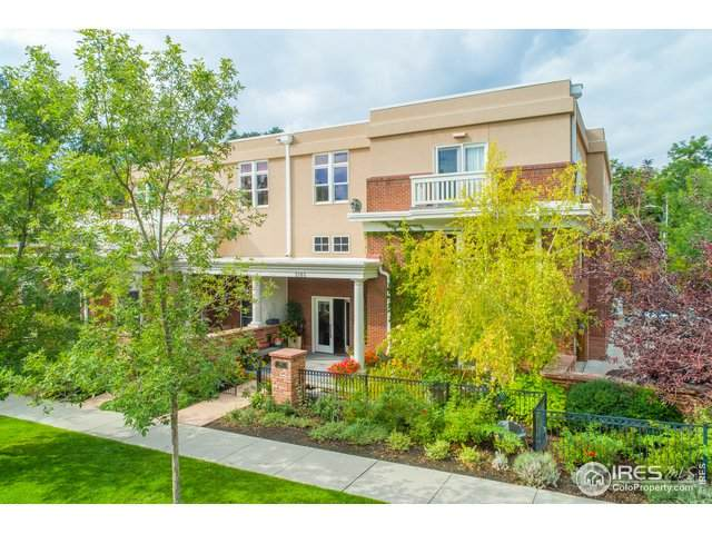 2105 11th St, Boulder, CO 80302 (#911982) :: The Peak Properties Group