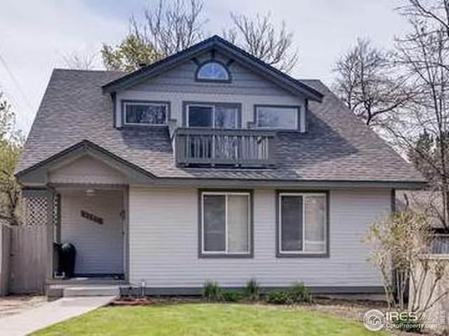 1575 7th St, Boulder, CO 80302 (MLS #911991) :: Kittle Real Estate