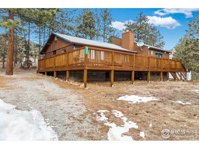 355 Cherokee Rd, Lyons, CO 80540 (MLS #912043) :: 8z Real Estate