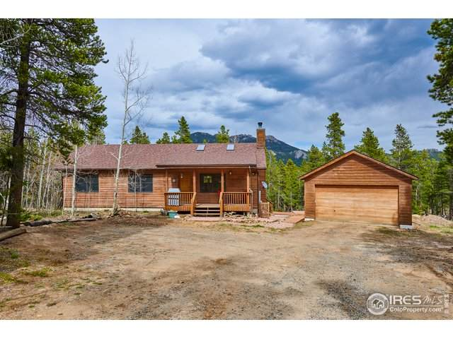 142 Lodge Pole Dr, Black Hawk, CO 80422 (MLS #912048) :: 8z Real Estate