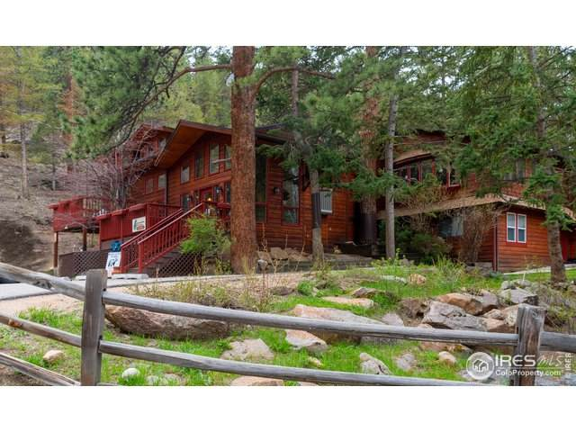 1260 Fall River Rd, Estes Park, CO 80517 (MLS #912072) :: 8z Real Estate