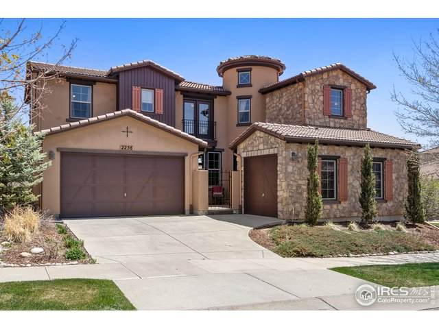 2256 S Loveland St, Lakewood, CO 80228 (MLS #912103) :: Jenn Porter Group