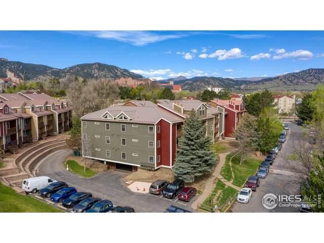 2802 Sundown Ln #102, Boulder, CO 80303 (MLS #912109) :: Jenn Porter Group