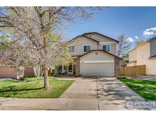 1308 Amherst St, Superior, CO 80027 (MLS #912133) :: Downtown Real Estate Partners