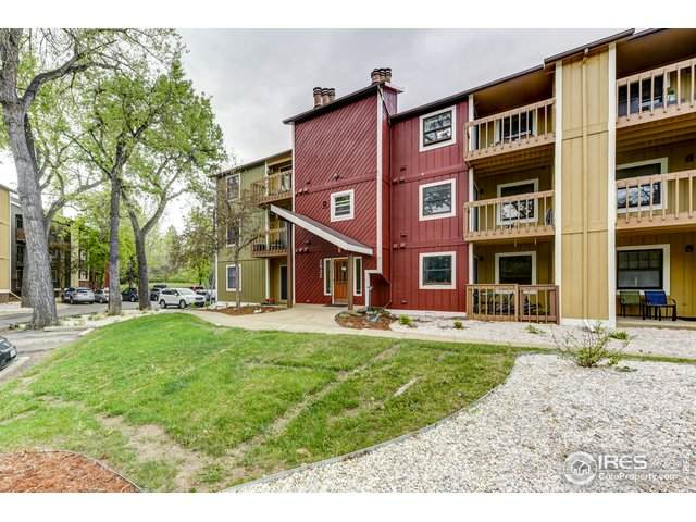2932 Shadow Creek Dr #207, Boulder, CO 80303 (MLS #912147) :: June's Team