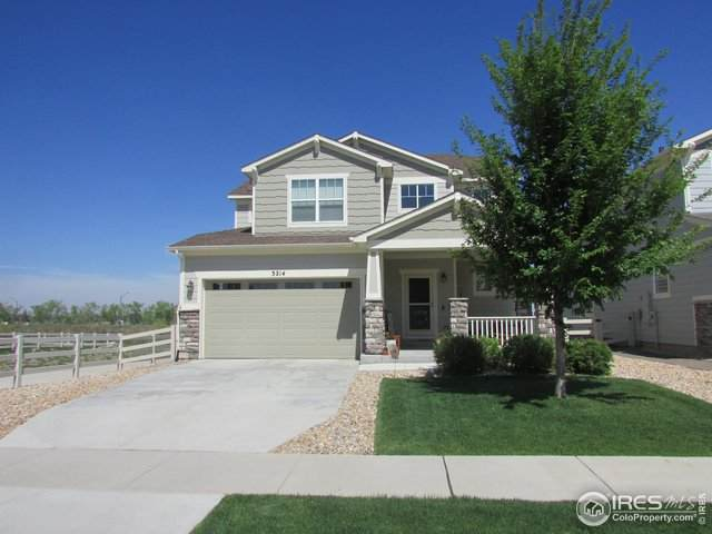 3214 Anika Dr, Fort Collins, CO 80525 (#912158) :: My Home Team