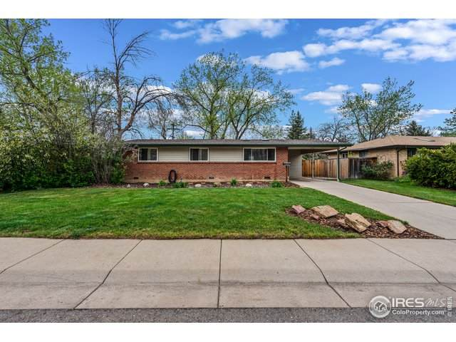 3355 Martin Dr, Boulder, CO 80305 (#912164) :: The Peak Properties Group