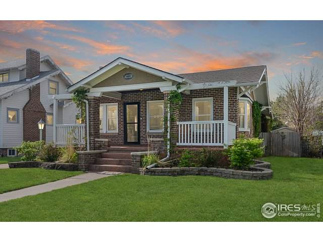 421 Columbine St, Sterling, CO 80751 (#912169) :: The Dixon Group