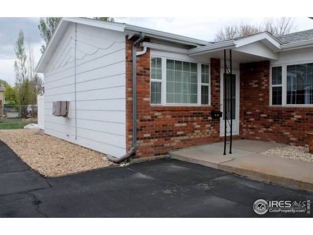 1211 Edison St #5, Brush, CO 80723 (MLS #912194) :: 8z Real Estate