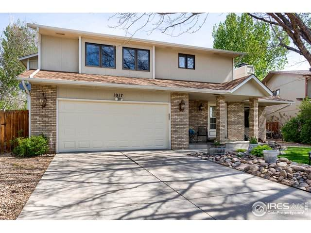 1017 Pinyon Dr, Windsor, CO 80550 (#912200) :: The Margolis Team