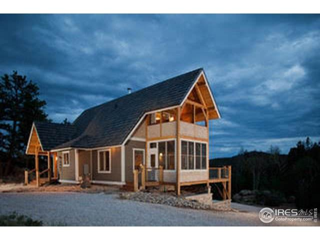 47 Choctaw Dr, Red Feather Lakes, CO 80545 (MLS #912209) :: Kittle Real Estate