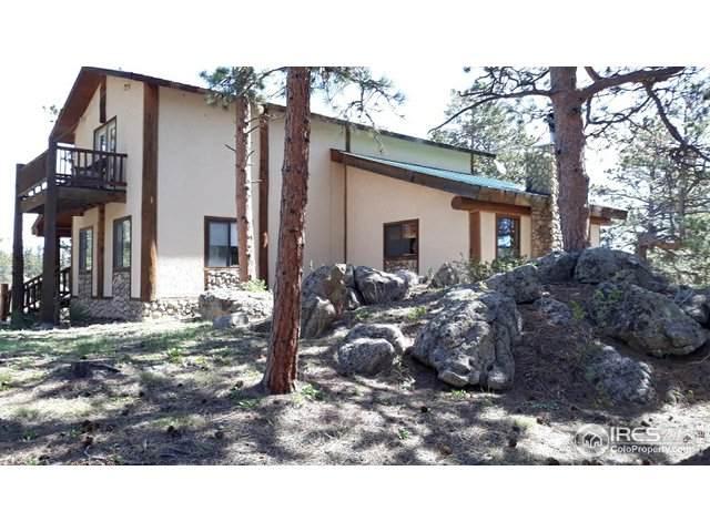 96 Humboldt Dr, Livermore, CO 80536 (MLS #912214) :: Kittle Real Estate
