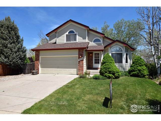 4406 Silverstone Ct, Fort Collins, CO 80525 (#912229) :: West + Main Homes
