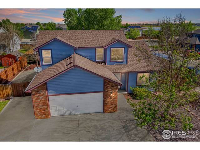 100 Plowshare Ln, Platteville, CO 80651 (#912242) :: The Griffith Home Team