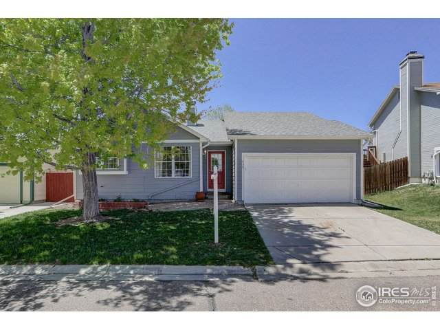 439 Hickory St, Broomfield, CO 80020 (#912343) :: The Margolis Team