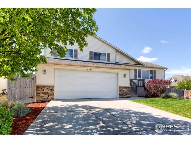 4140 W 30th St Pl, Greeley, CO 80634 (MLS #912350) :: Bliss Realty Group