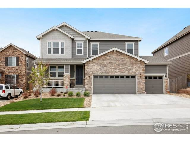 11624 W 81st Ave, Arvada, CO 80005 (MLS #912377) :: 8z Real Estate