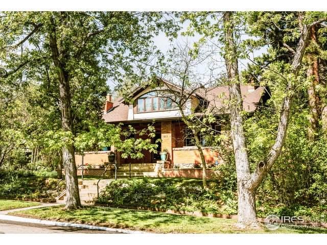 811 14th St, Boulder, CO 80302 (MLS #912382) :: Kittle Real Estate