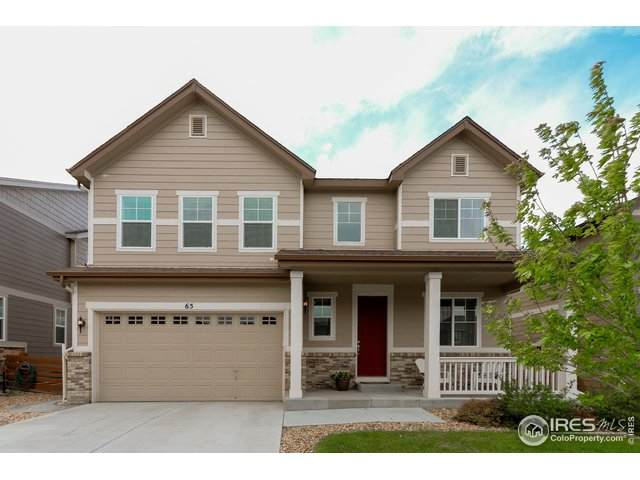 65 Sun Up Cir, Erie, CO 80516 (MLS #912393) :: Downtown Real Estate Partners