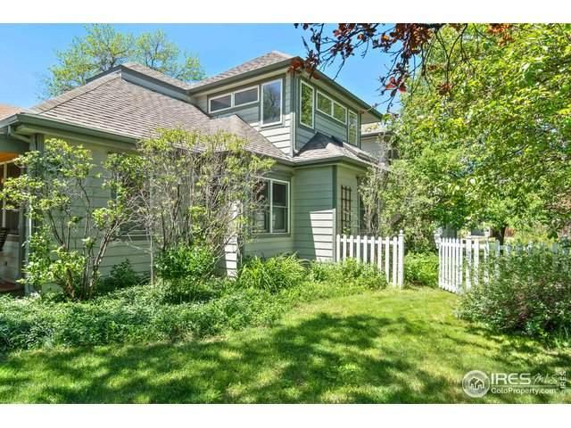 2125 Pine St, Boulder, CO 80302 (MLS #912401) :: Downtown Real Estate Partners