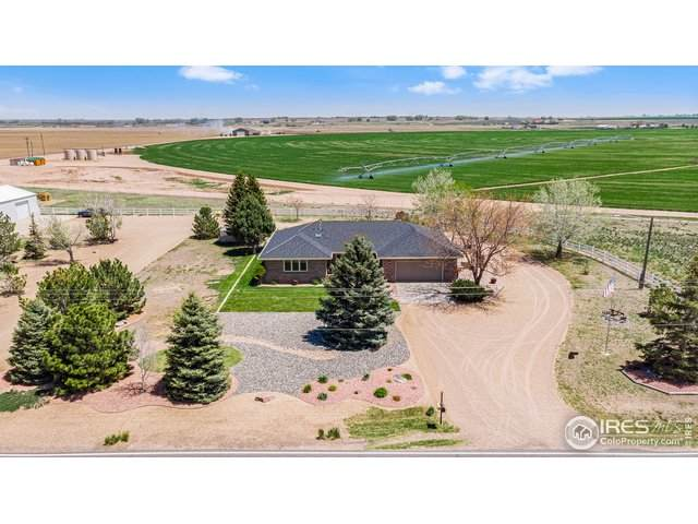 39456 County Road 43, Ault, CO 80610 (MLS #912438) :: June's Team