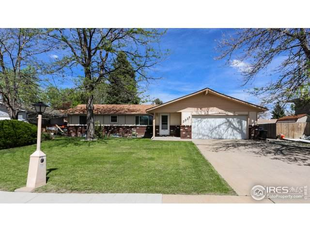2336 Smith Ct, Longmont, CO 80501 (MLS #912450) :: J2 Real Estate Group at Remax Alliance