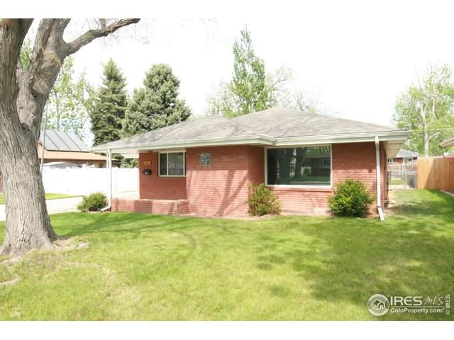 1110 23rd Ave Ct, Greeley, CO 80634 (MLS #912452) :: J2 Real Estate Group at Remax Alliance