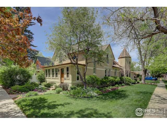 602 W Mountain Ave, Fort Collins, CO 80521 (MLS #912482) :: 8z Real Estate