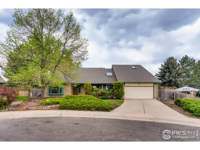 3916 W 104th Pl, Westminster, CO 80031 (#912483) :: The Dixon Group