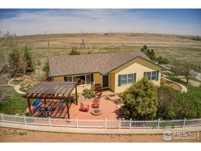 3930 Labrador Ln, Wellington, CO 80549 (MLS #912486) :: J2 Real Estate Group at Remax Alliance