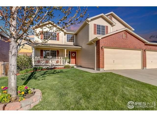 1387 Flannagan Ct, Erie, CO 80516 (#912492) :: The Peak Properties Group