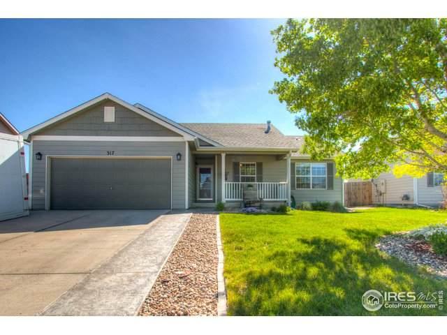 317 Linden Oaks Dr, Ault, CO 80610 (MLS #912493) :: Kittle Real Estate