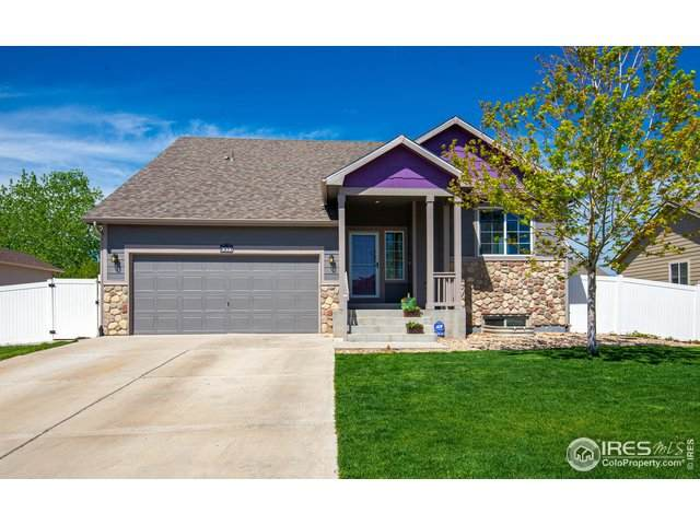 6937 Loudon St, Wellington, CO 80549 (MLS #912513) :: June's Team