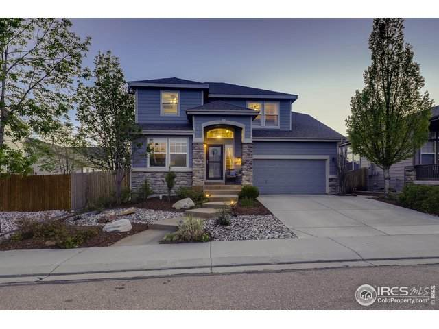 2353 Aral Dr, Longmont, CO 80504 (MLS #912516) :: J2 Real Estate Group at Remax Alliance