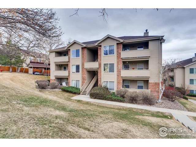 1860 W Centennial Dr #106, Louisville, CO 80027 (MLS #912558) :: Hub Real Estate
