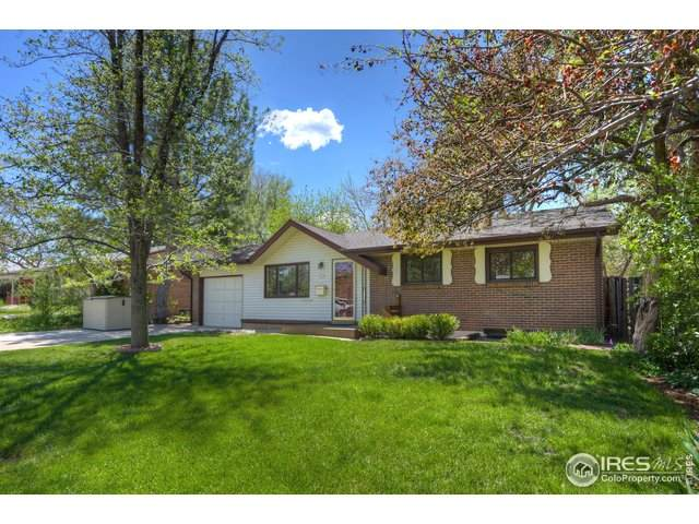 715 S 43rd St, Boulder, CO 80305 (MLS #912564) :: Bliss Realty Group